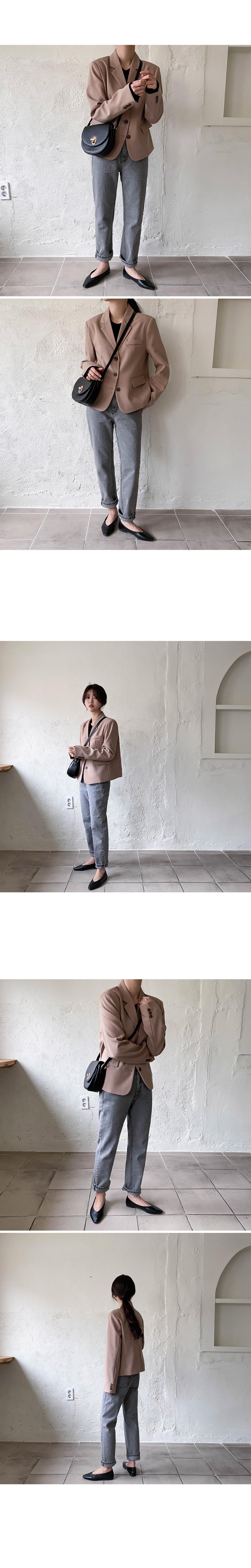 Fast single short jacket