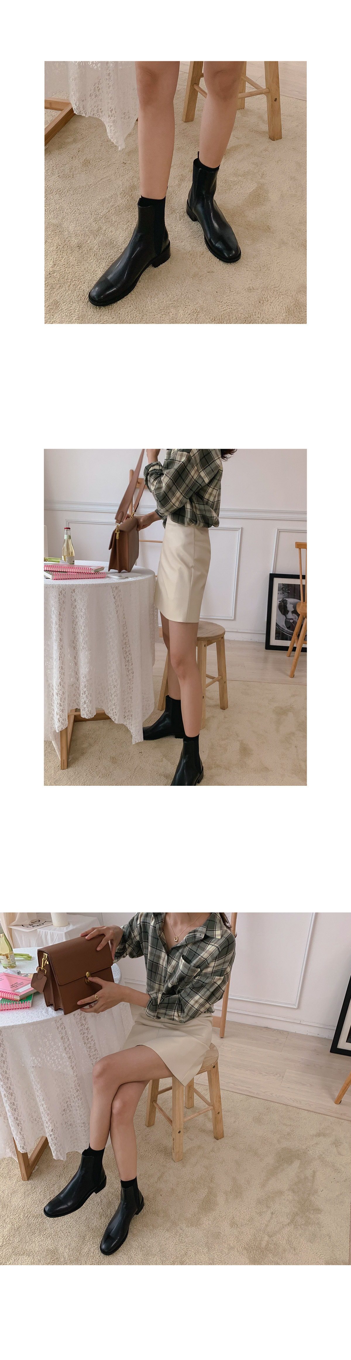 Bird Ankle Boots _Y