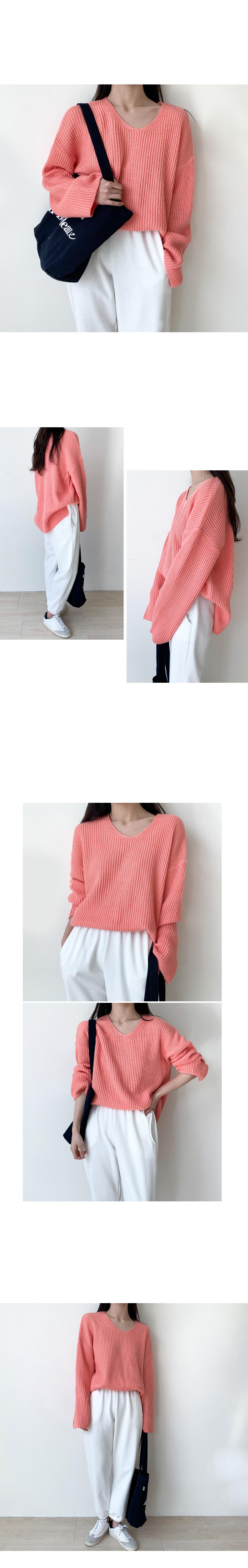 Joan V Knit