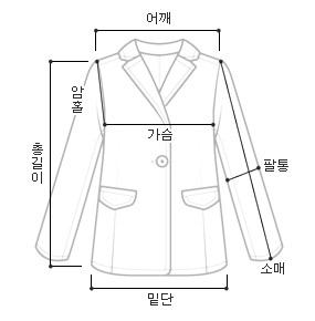 Earth Short Jacket