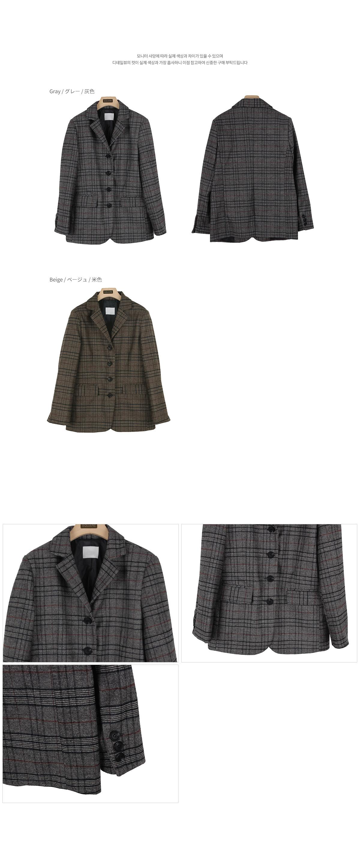 Glen Classic Check Jacket _H