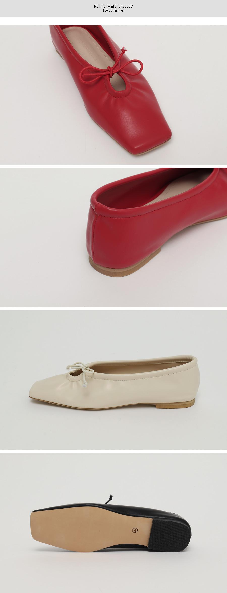 Petit fairy plat shoes_C