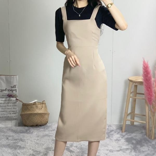 Bustier Lady Long Dress
