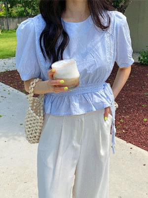 Pure Lacey Blouse