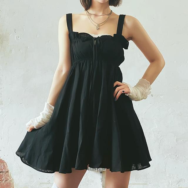 Bustier Diddy Mini Dress
