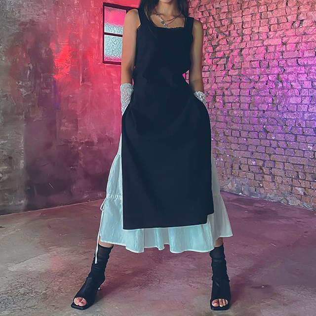 Layered Dress & Skirt
