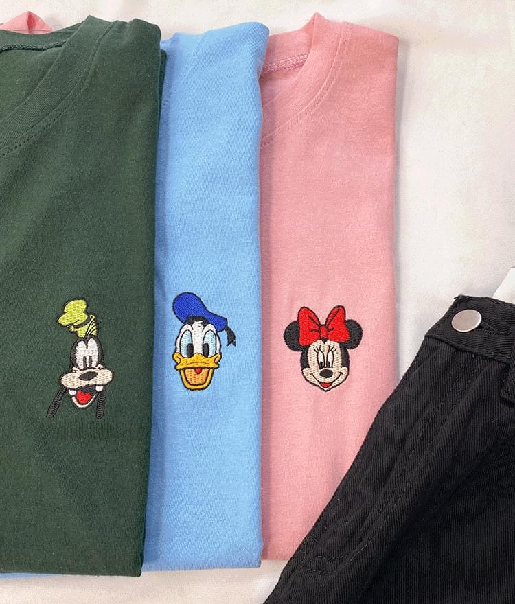 Mickey Friends Short Sleeve