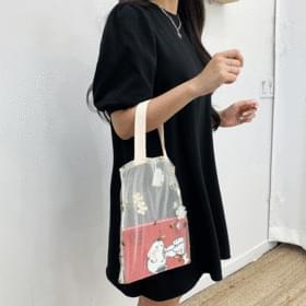 Flower lace mini bag