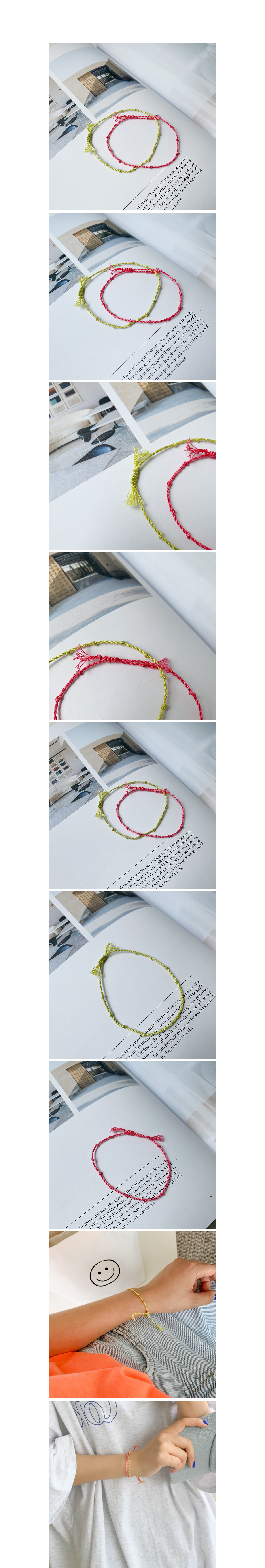 Collar thread B