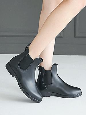 Letea Chelsea Rain Boots 2cm