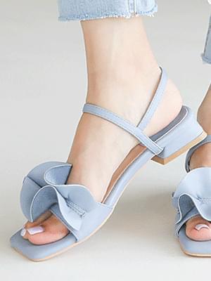 Blet slingback sandals 2 cm