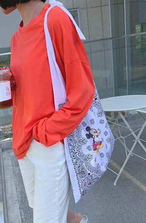 Disney Genuine / Bandanamiki Tie Shoulder Bag