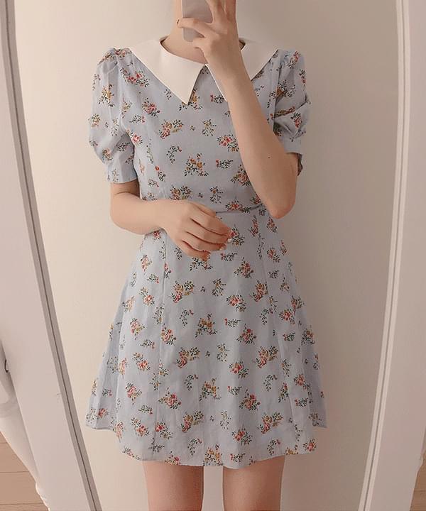 Mother Cara Flower Dress