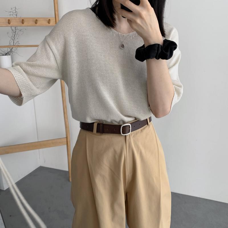 Wand belt