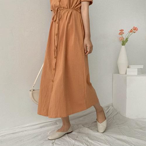 Cuddystring Long Dress
