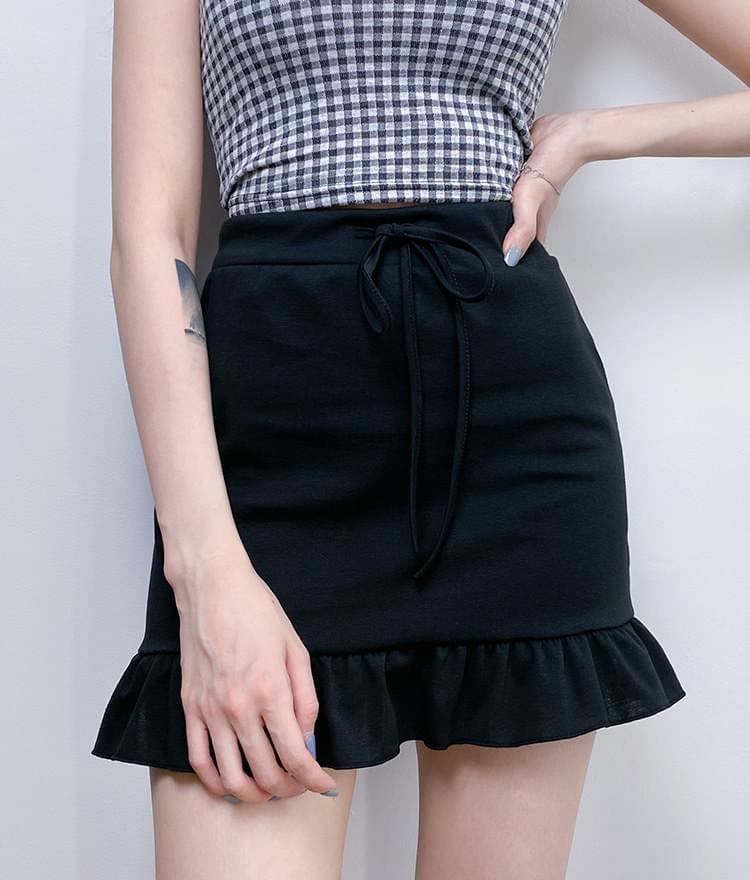 One pick skirt
