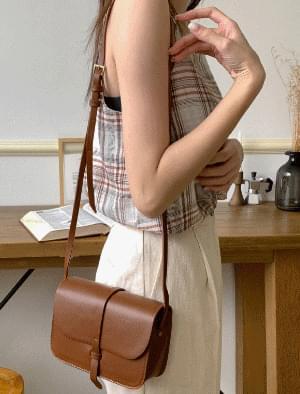 Modern Classic Square Cross Bag