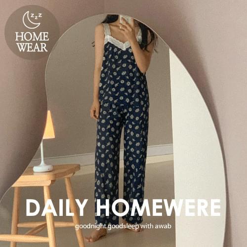 Romantic Pajama Set