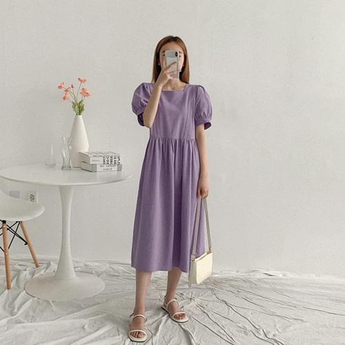 Siena Square Dress