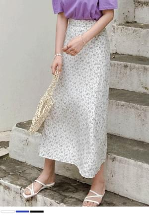Flower Blossom Skirt