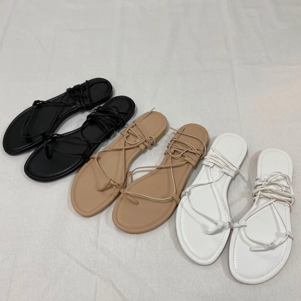 Glady strap-leg sandals