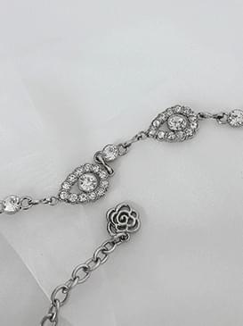 Cubic chain belt