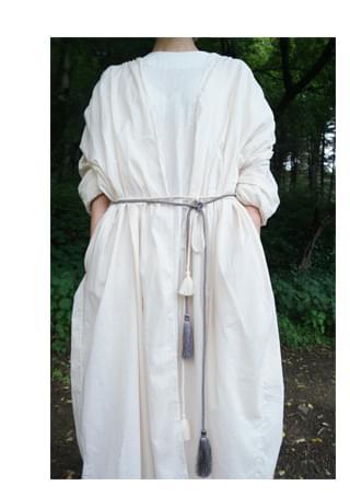 tassel string belt