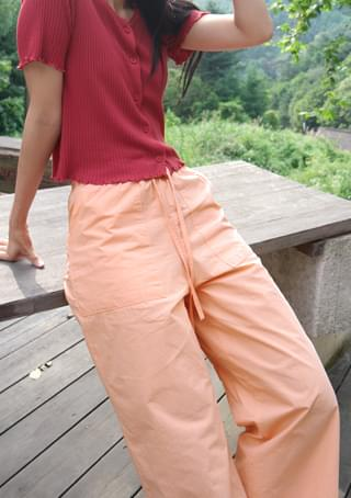 rustle banding pants