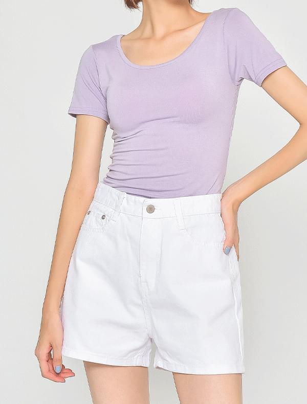 리터 하프 티셔츠 (11color)