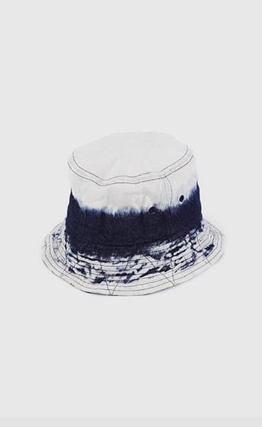 Denim Wash Bucket Hat