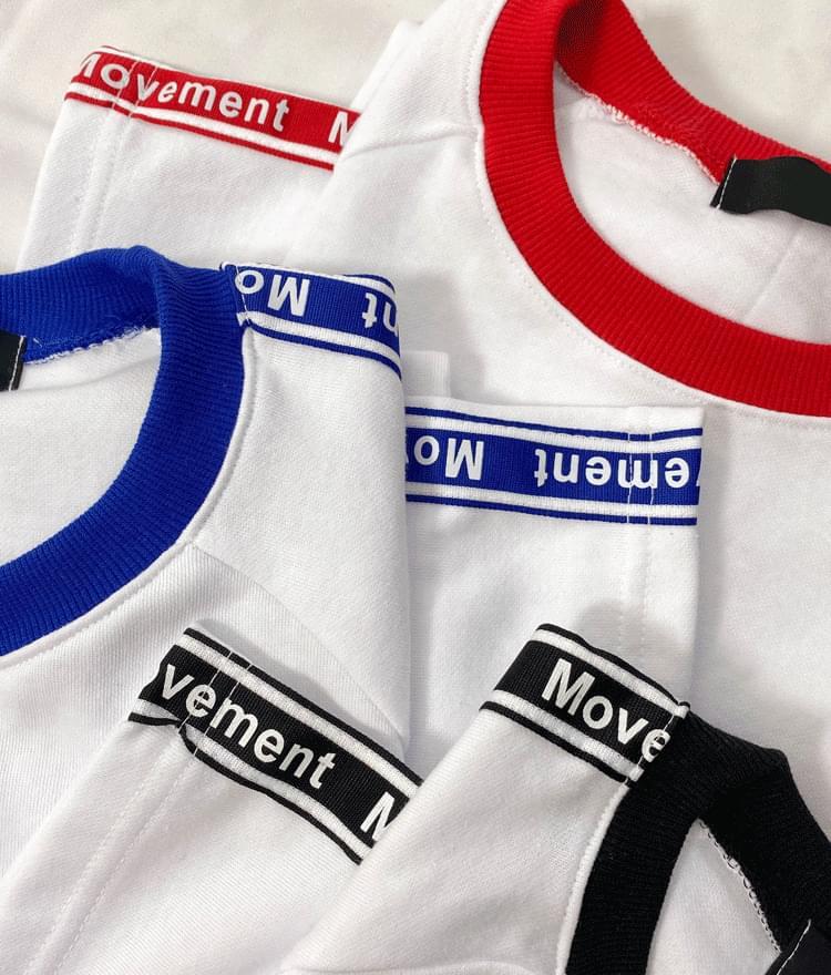 Movement training t-shirt Short Sleeve
