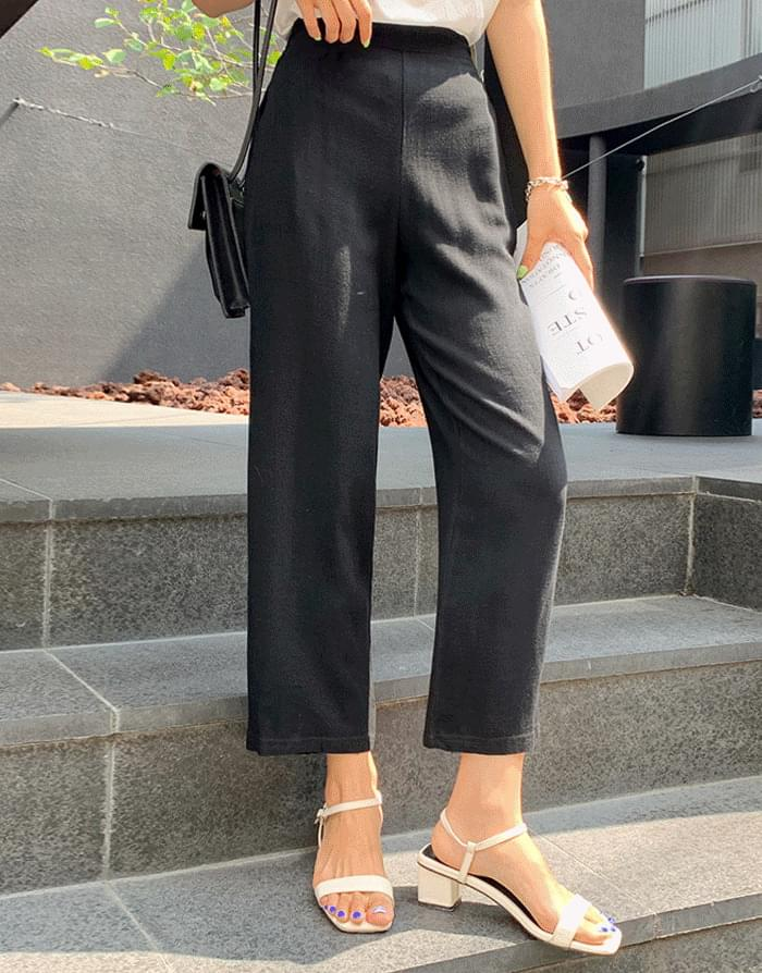 Linen Premium Part 9 Bending Pants