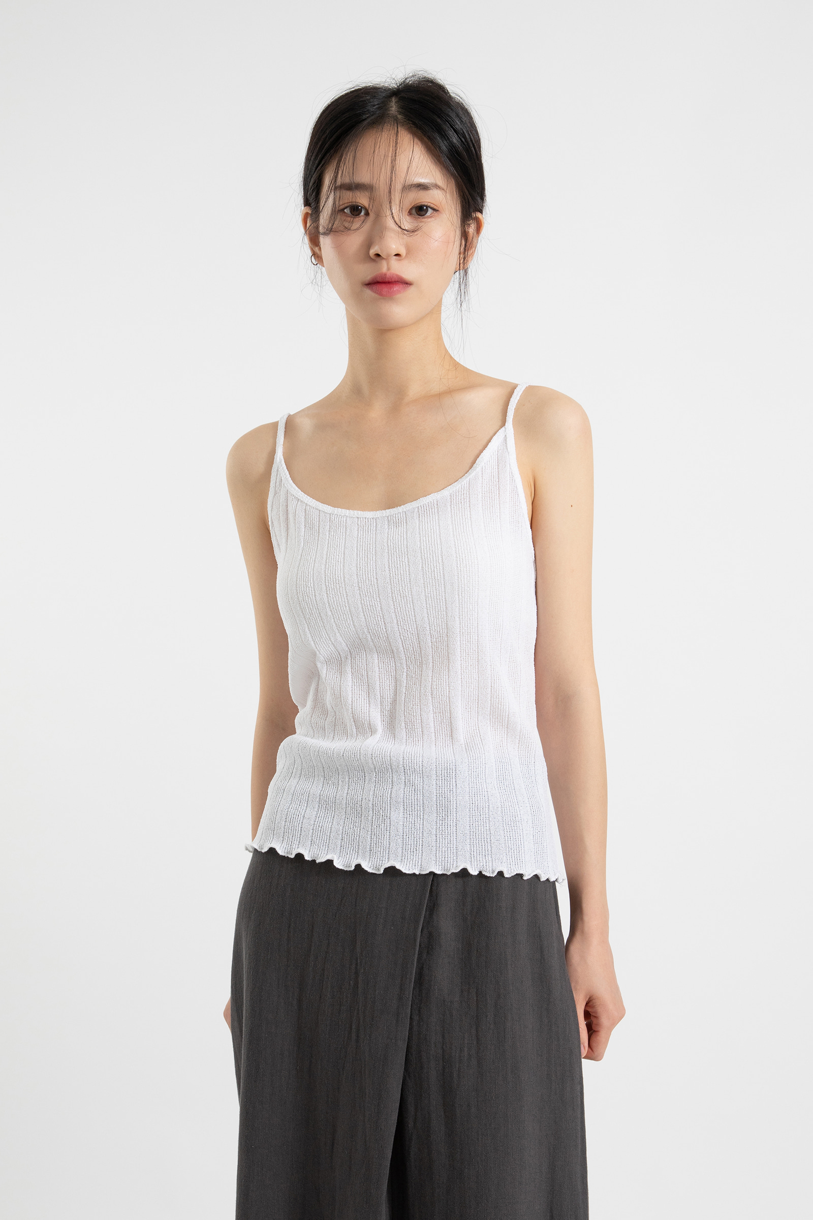Ocean Wave Sleeveless Top