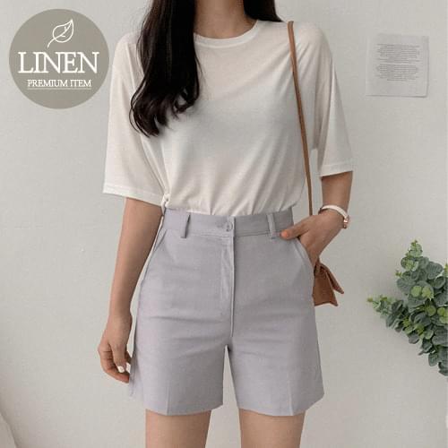 Romin Linen 4 Pants