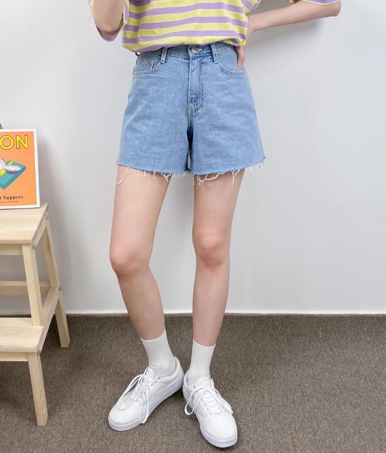 833 blue denim pants