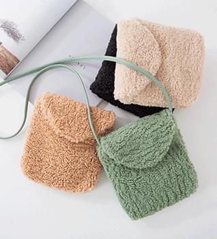 Winter Fur Mini Shoulder Bag #85580