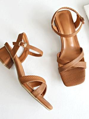 Rieto slingback sandals 4 cm