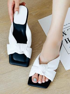 Bonite slippers 1 cm