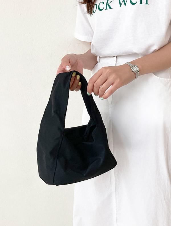 Mini string handbag