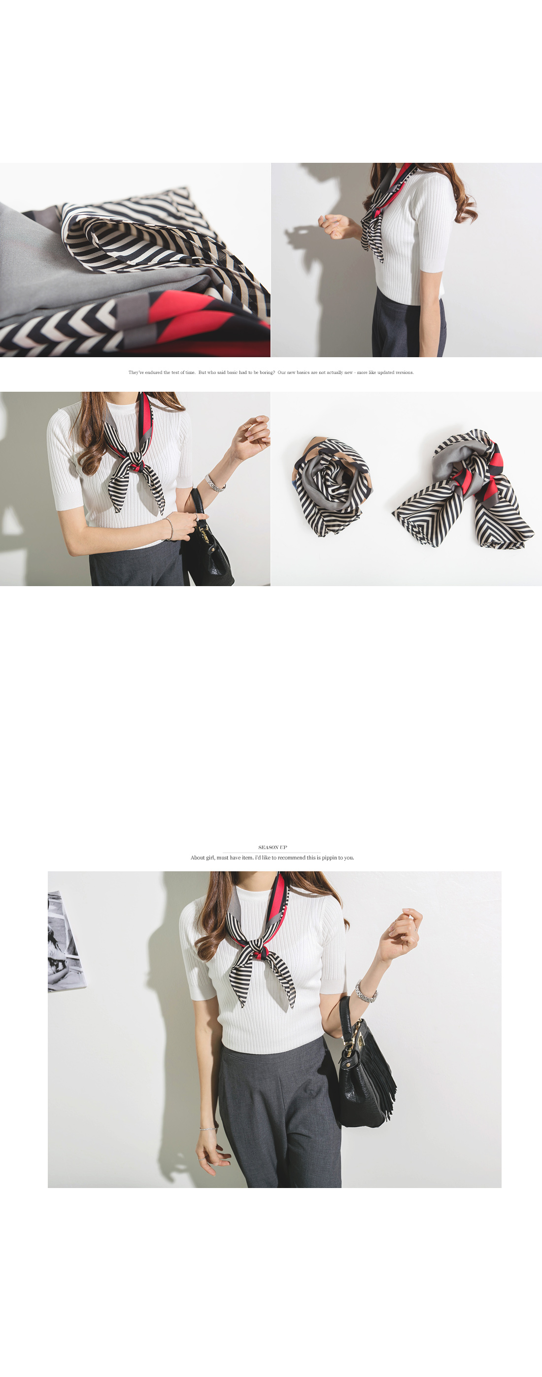 Tommy's Line scarf #83718