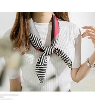 韓國空運 - Tommy's Line scarf #83718 配飾