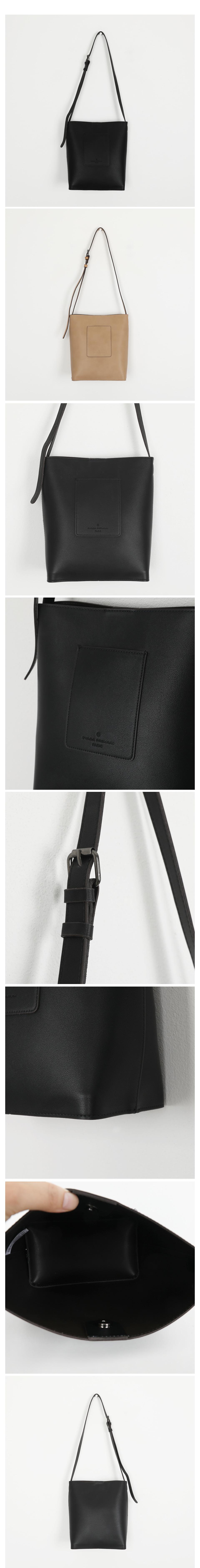 Modern Jet Shoulder Bag