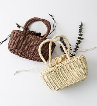 韓國空運 - Basic Branch Tote Bag #86199 托特包