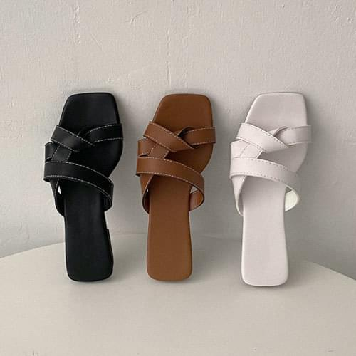 Lanto Knot Slippers