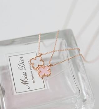 Mini Clover Necklace #85371