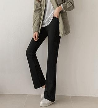 Good Pants 68 Tan Market Pants 4 / Tall Slim Flared Pants #75591