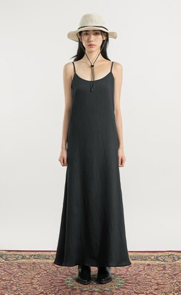 Sage slip maxi dress