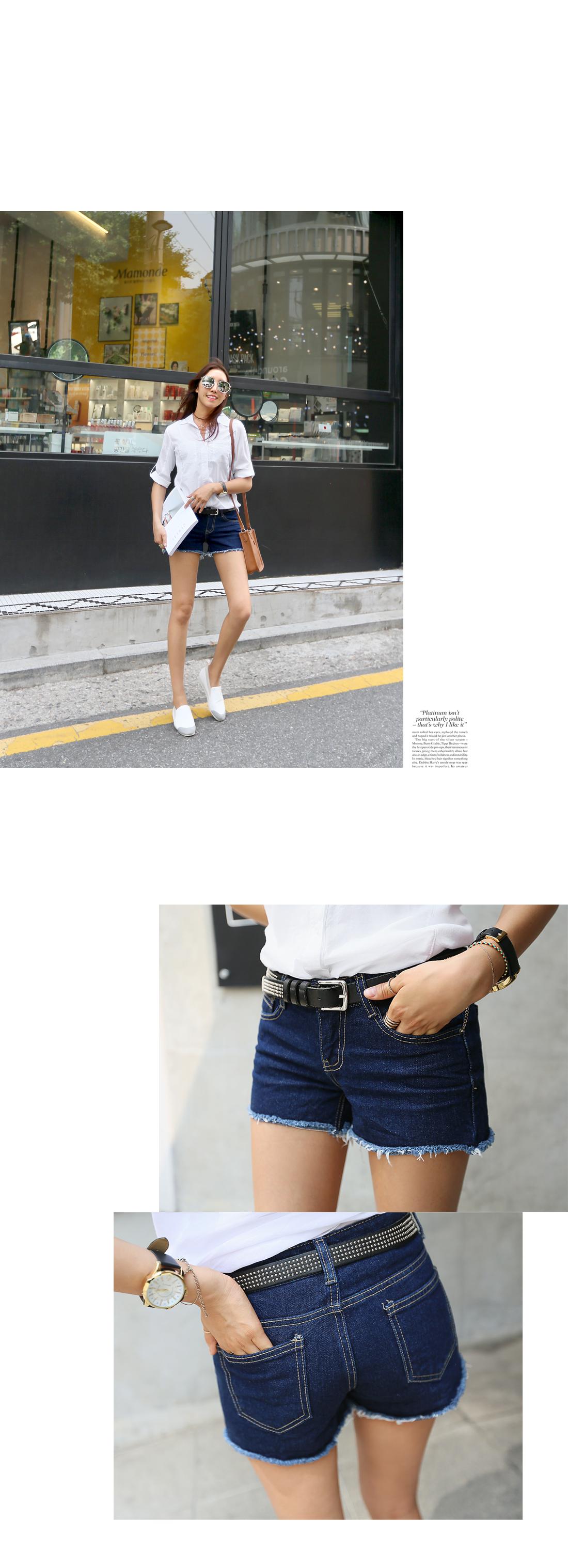 Finish Vintage Short Pants #72309Jincheong M Available