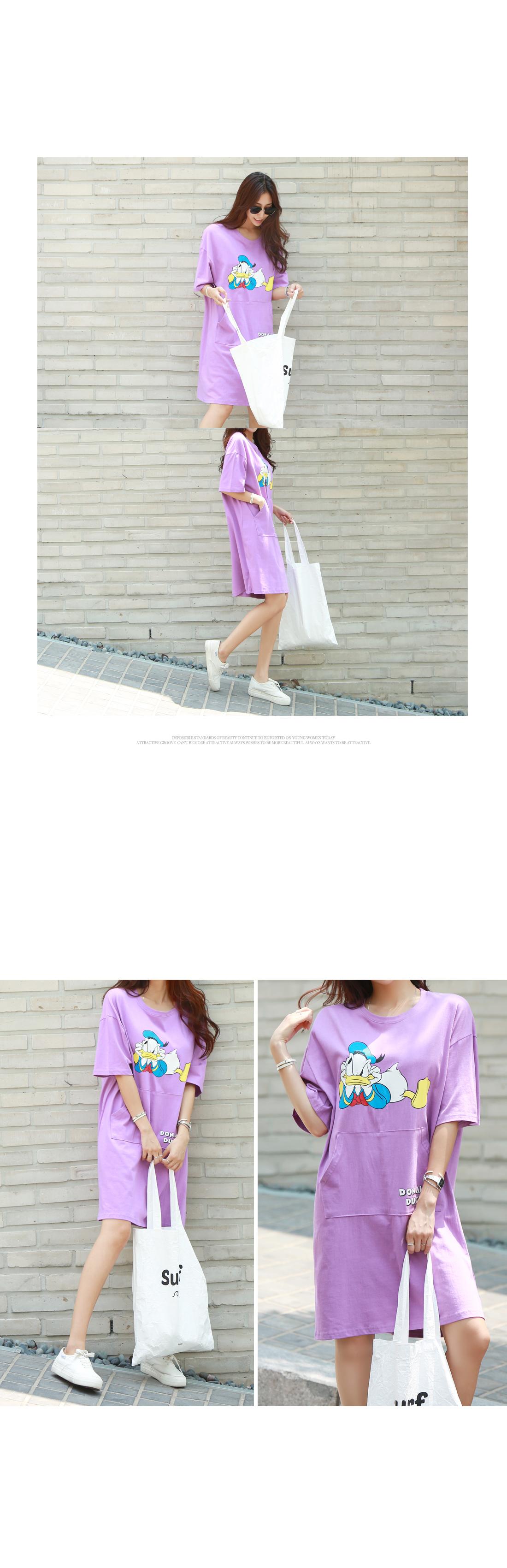 Disney Casual Dress #35407