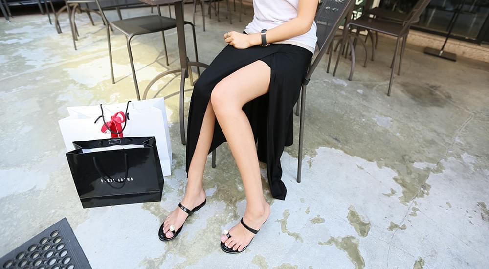 Rhodes Trim Skirt #5611